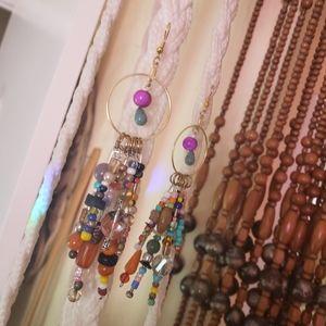 Gypsy Candy earrings